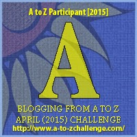 A to Z challenge: letter A